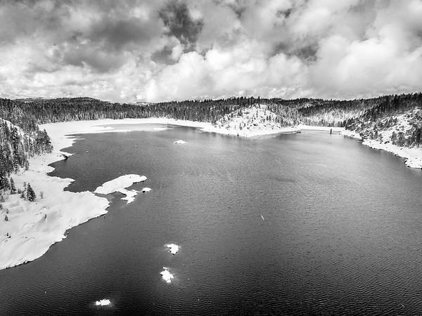Pinecrest Lake - Sonora Pass-17