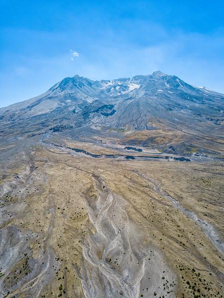 Mount St  Helens Aerial - Mount St  Helens-5