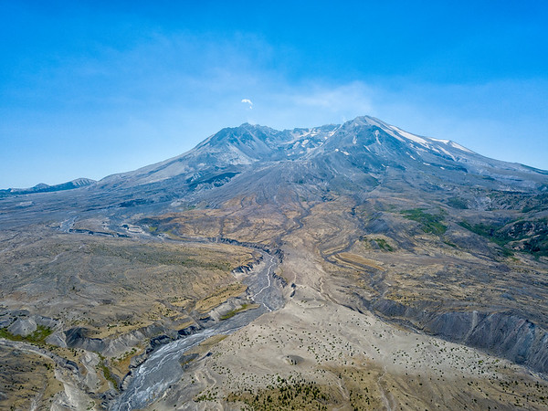 Mount St  Helens Aerial - Mount St  Helens-3