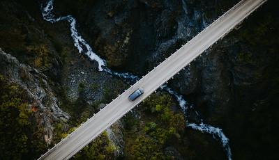 The Tørrfoss Bridge