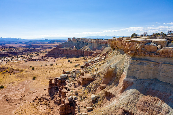 Rocks - Drone - Utah-2