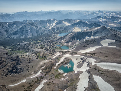 Unnamed Lake Leavitt Peak - Sonora Pass-3