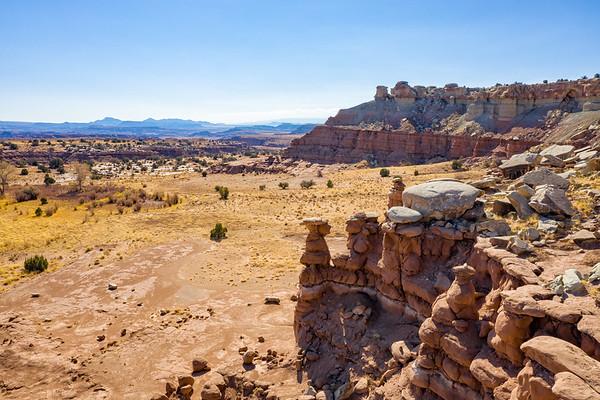 Rocks - Drone - Utah-3