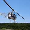 Fitchburg Municipal Airport held an Aero Fair on Saturday for all ages. Reporter Jorden Tillery got to ride in a Helicopter during the fair. SENTINEL & ENTERPRISE/JOHN LOVE