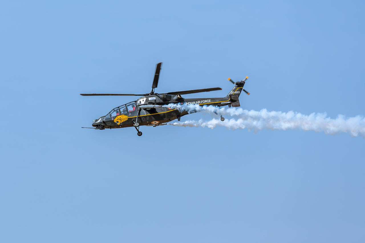 Cheetah - IAF's ALH (Advanced Light Helicopter)