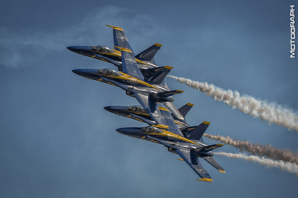 The incomparable Navy Blue Angels