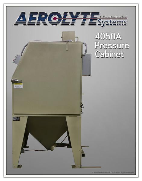 Aerolyte 4050A Pressure Cabinet