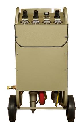 Aerolyte 1.5ft³ Bicarb Blast Machine