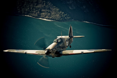 Hawker Hurricane P3351 Wanaka, 2008