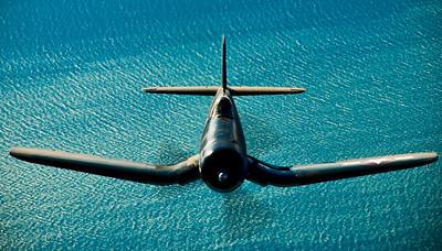 Goodyear FG-1D Corsair Wanaka, 2008