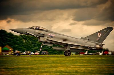 Eurofighter Typhoon Kemble, 2008