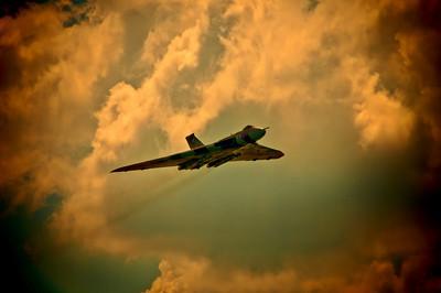 Avro Vulcan Kemble, 2009