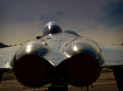 de Havilland Sea Vixen Kemble, 2009