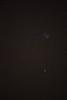 The Pleiades & Comet Lovejoy Photographed Jan 16, 2015.