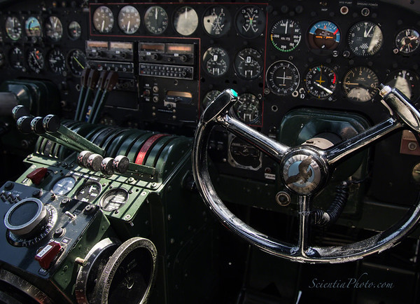 Flight Controls of the Consolidated B-24 Liberator - Slightly Updated