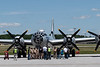 The Commemorative Air Force's B-29 with its Crew and Passengers