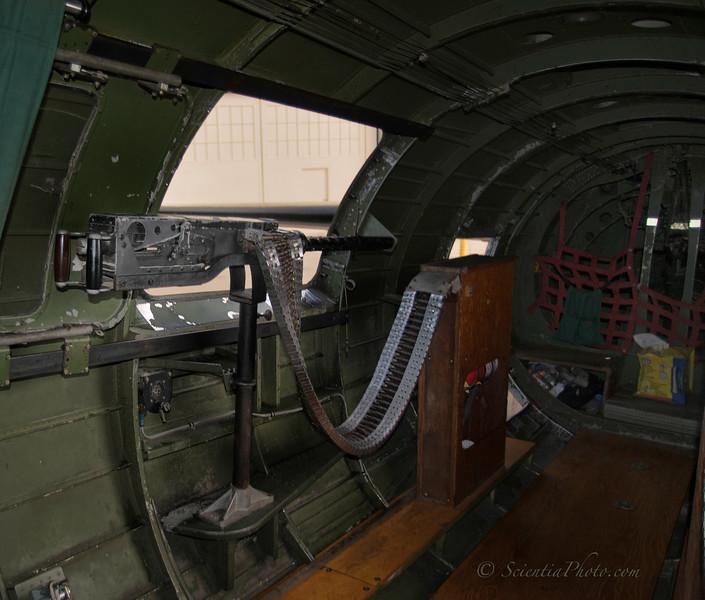 Starboard Waist Gunner Station