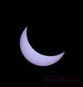Partial Eclipse (20 Minutes Before Totality)