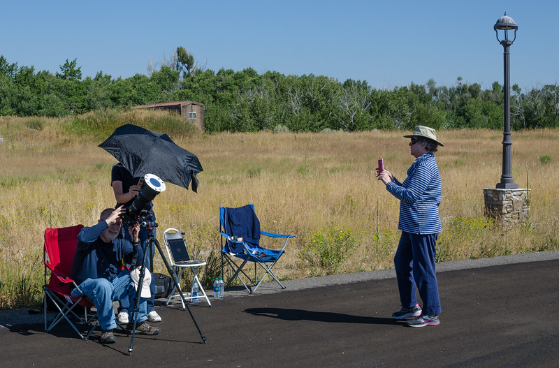 Setting Up Pre-Eclipse