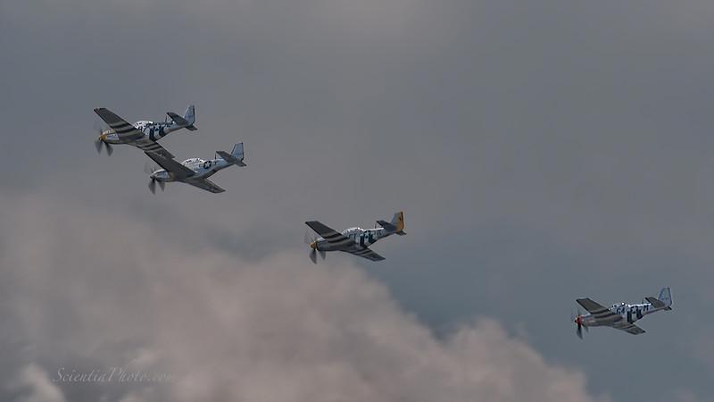 P-51 Mustang - More Than 15,000 Were Built During World War II