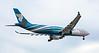 Oman Air Aeroplane