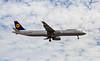 Lufthansa Aeroplane