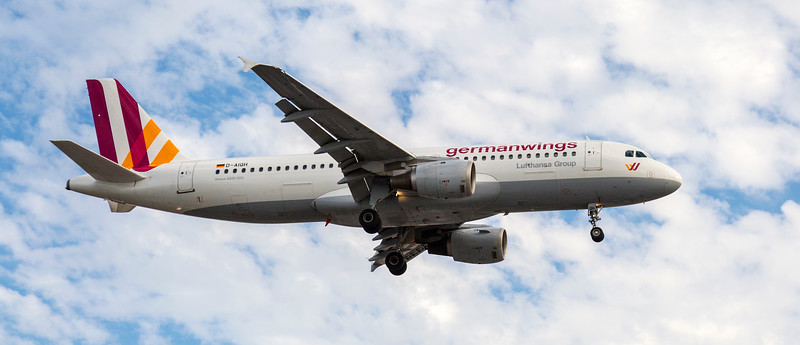 Germanwings Aeroplane