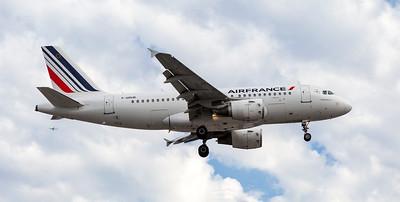 Airfrance Aeroplane