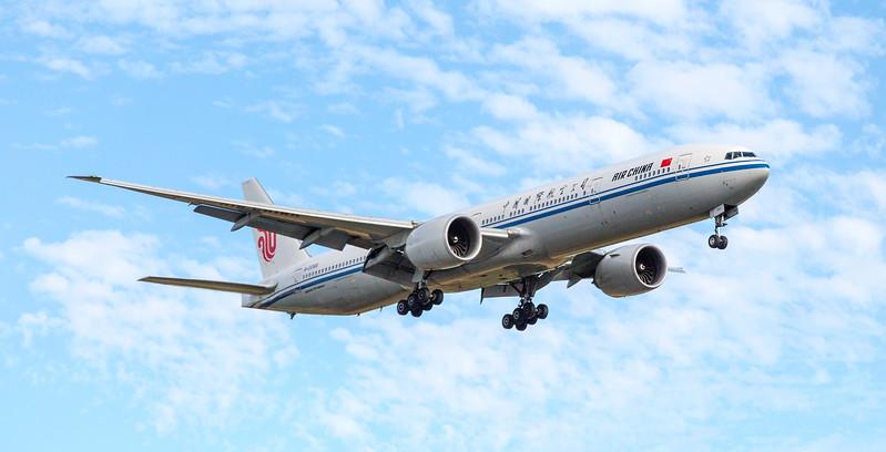 Air China Aeroplane