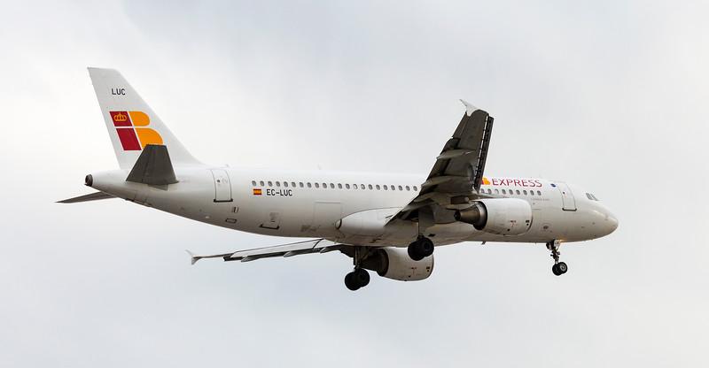 Iberia Express Aeroplane
