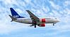 Scandinavian Airlines Aeroplane