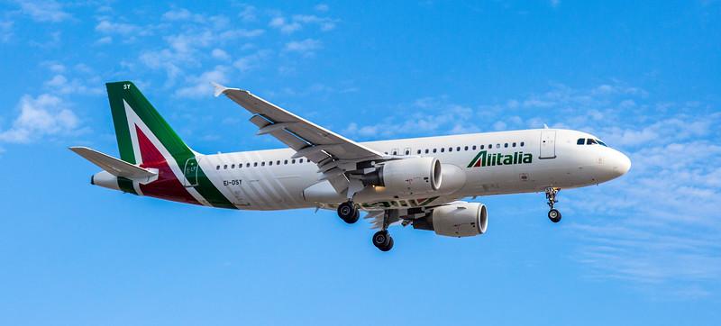 Alitalia Aeroplane