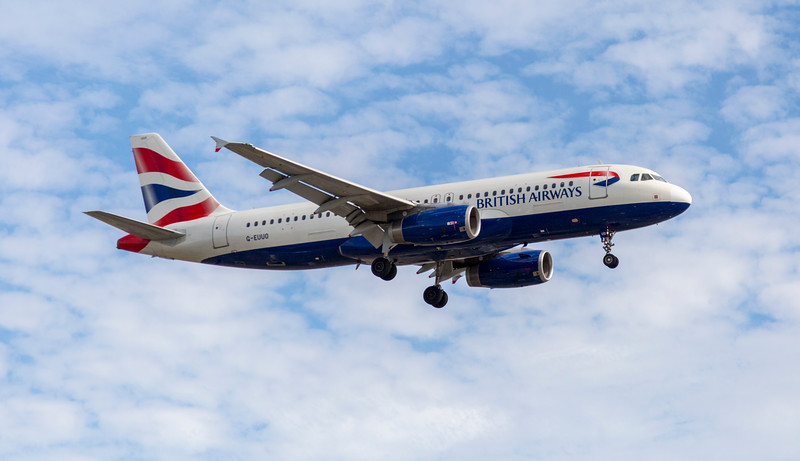 British Airways Aeroplane