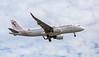 Tunisair Aeroplane