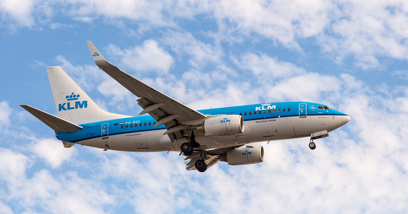 KLM Royal Durch Airlines Aeroplane