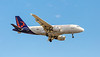 Brussels Airlines Aeroplane