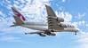 Qatar Airlines Aeroplane