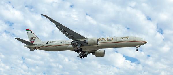 Etihad Aeroplane