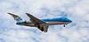 KLM Cityhopper Aeroplane