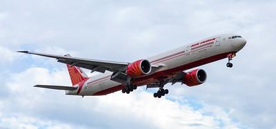 Air India Aeroplane