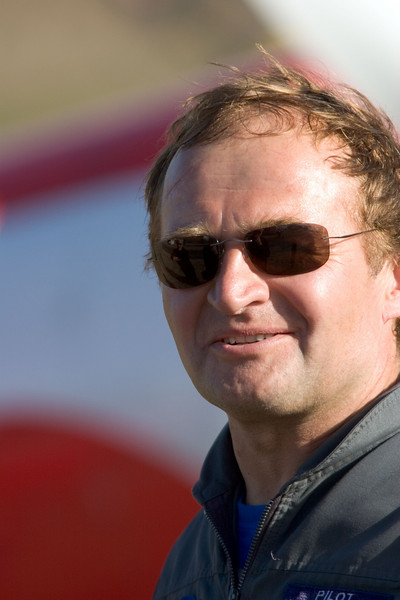 World FAI Aerobatic Champion, Lithuanian Jurgis Kairys, is Svetlana's mentor. He provided the Sukhoi SU-29 for the Russian lass to demonstrate her skills at Wanaka.