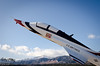 """You can read about them here:<br /> <br />  <a href=""""http://en.wikipedia.org/wiki/Northrop_T-38_Talon"""">http://en.wikipedia.org/wiki/Northrop_T-38_Talon</a>"""