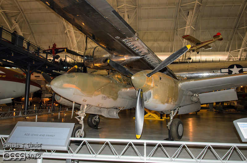 """The P-38 Lightning is my favorite of the WW II era planes, and possibly of all planes, save perhaps the SR-71.  Maybe it's a tie.<br /> <br /> The Germans called it the """"fox-tailed devil"""", and the Japanese called it """"two planes, one pilot""""."""