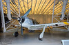 """Focke-Wulf Fw 190 Wurger (translated as """"Shrike"""" or """"Butcher Bird"""").<br /> <br /> Luftwaffe pilots who flew both the Fw 190 and the Bf 109 generally felt that, with the exception of high altitude capability, the Fw 190 was superior; Soviet aviators who flew against it did not share this view."""
