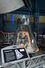 . . .  but all around as well.<br /> <br /> The Mercury Capsule 15B (Freedom 7 II)