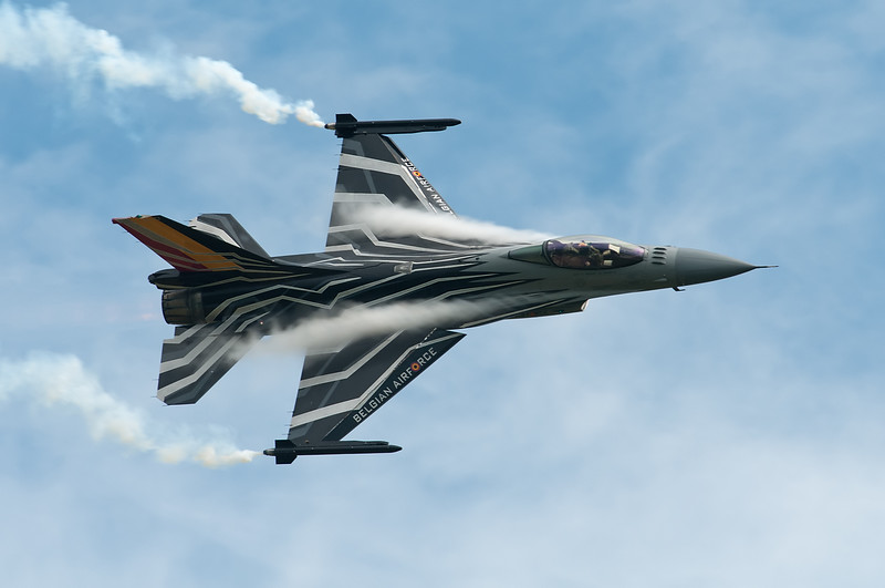 Belgian Air Force F-16 Fighting Falcon FA-101