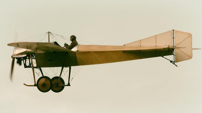 G-AANI Blackburn Monoplane Type D
