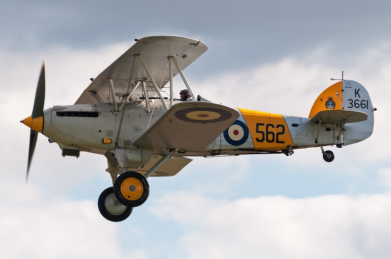 Hawker Nimrod II G-BURZ / K3661