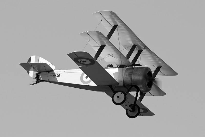 Sopwith Triplane Replica