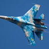 Ukrainian Air Force Su-27 Flanker 58